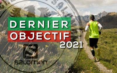 PRÉPARATION DE MON PROCHAIN OBJECTIF TRAIL 2021