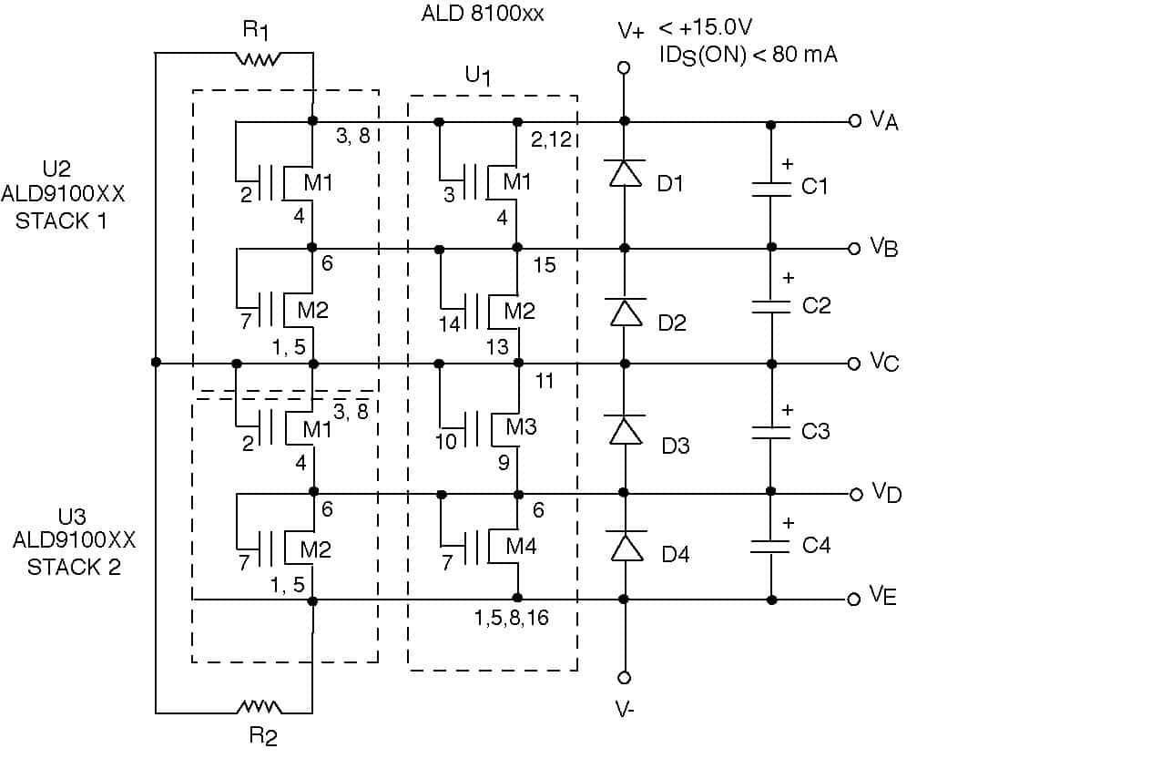 Farad Super Capacitor