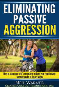 Eliminating Passive Aggression Book