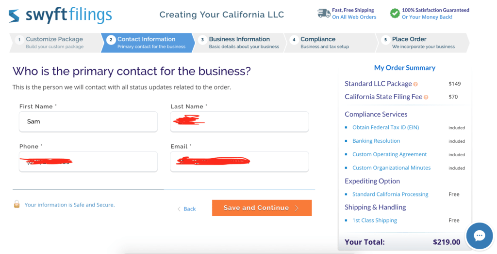 Incorporate An LLC