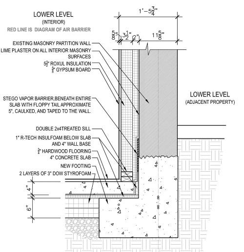 Ellis Passivehaus // Kenwood Construction