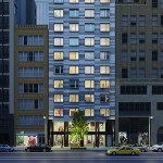 Mixed-Use Building Rises in Midtown Manhattan