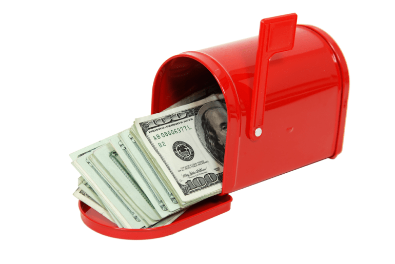 mailbox money, , Passive Income IT