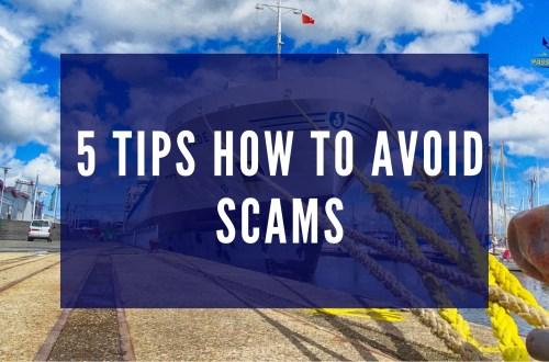5 Tips How to Avoid Scams