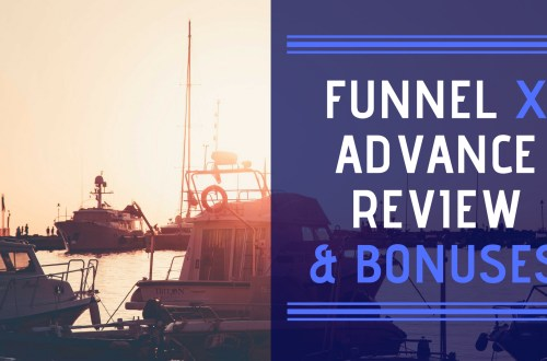 FUNNEL X ADVANCE REVIEW & BONUSES