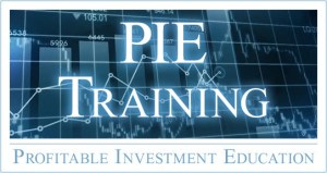 PIE Profitable Investment Education