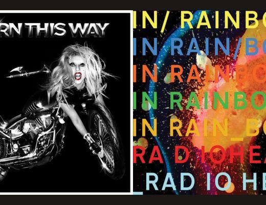 Lady Gaga vs Radiohead