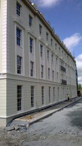 K-Club facade
