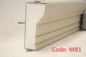 120mm x 50mm Moulding in Sandstone