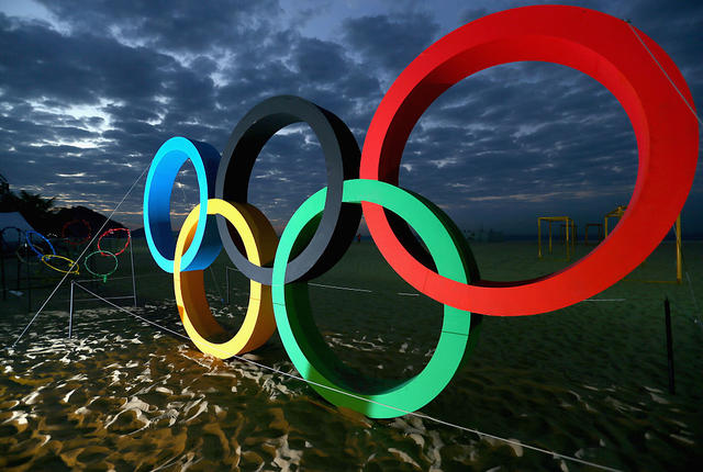 what does the 5 rings mean in the olympics