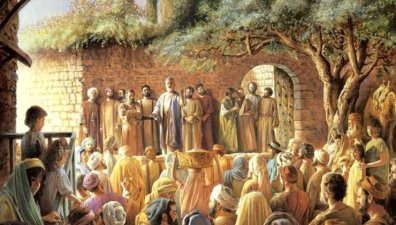 THE EFFECTS OF THE HOLY SPIRIT ON THE EARLY DISCIPLES: FIRST