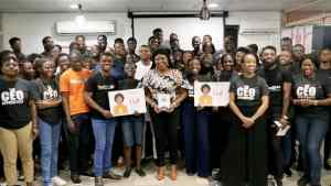The 2019 CEO Apprentice 2019 visit Rise Networks AI Labs