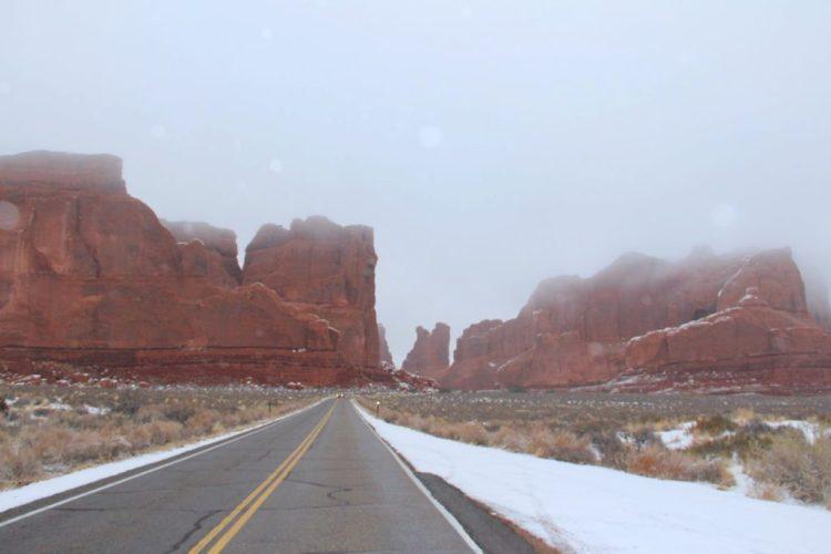 Southwest road trip - Arches National Park