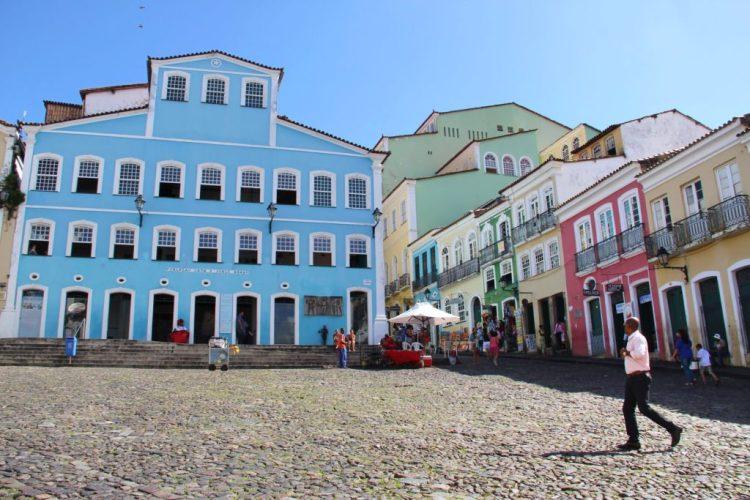 Pelourinho - Salvador, Brazil