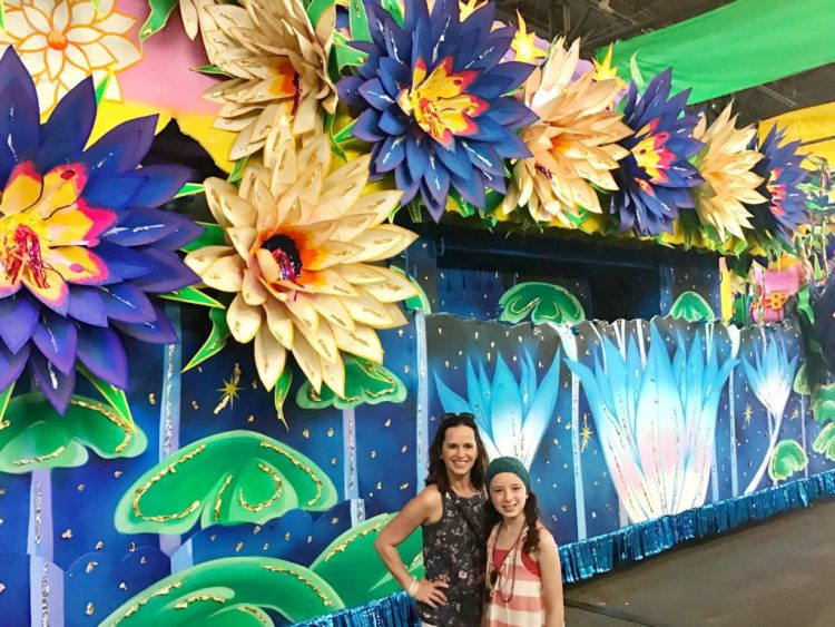 Mardi Gras World Museum