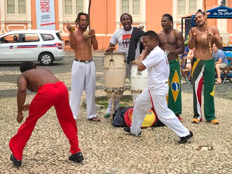 Capoeira  - Salvador, Brazil