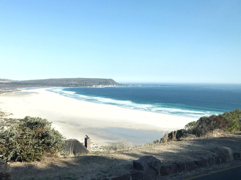 Cape Town coastline - South Africa
