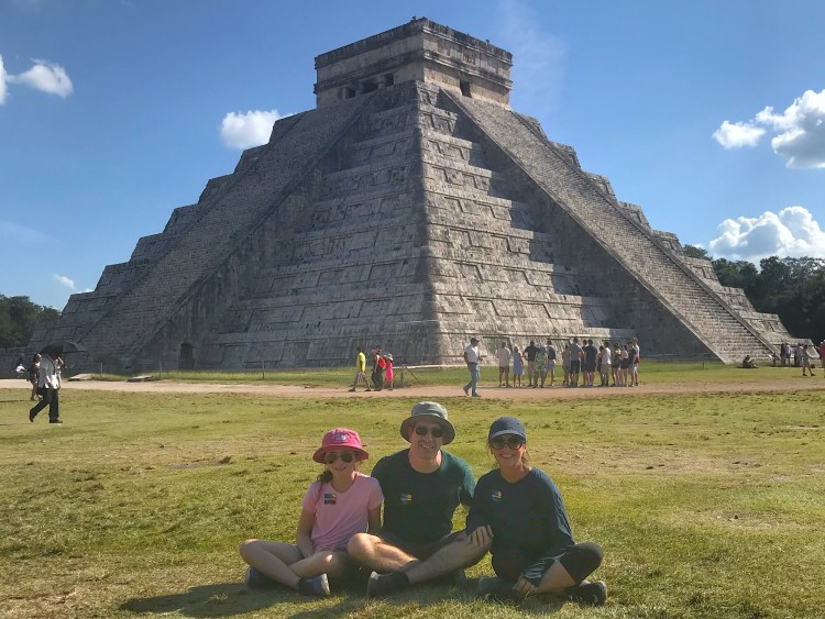 Cancun Chichen Itza