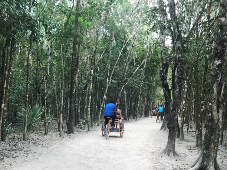 Coba Yucatan Peninsula