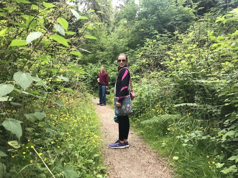 Stanley Park trails