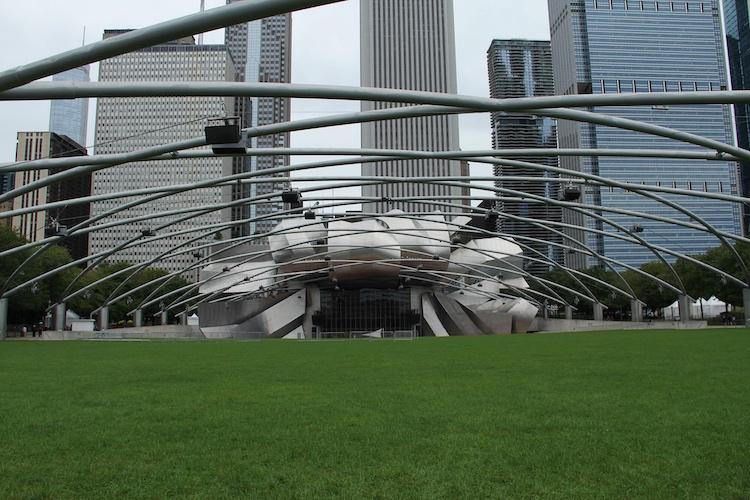 Pritzker Pavilion in Chicago