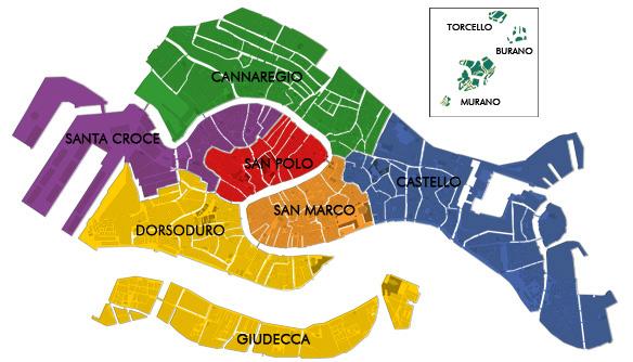 Venice neighborhoods