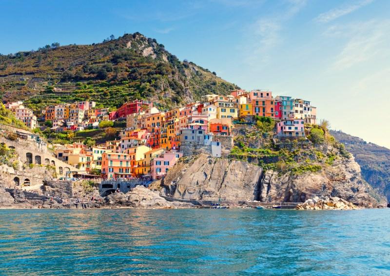Visiting Cinque Terre for the first time: Monterosso al Mare: Manarola