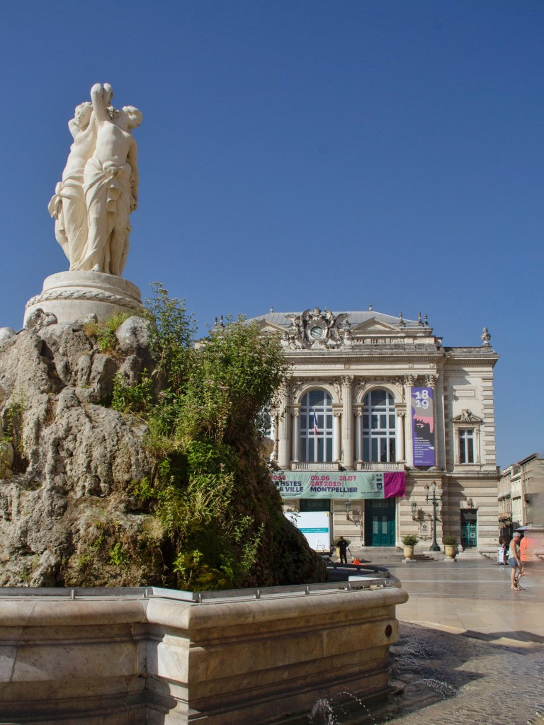 best towns in south of france: Montpellier