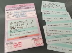 JR Pass and train reservations
