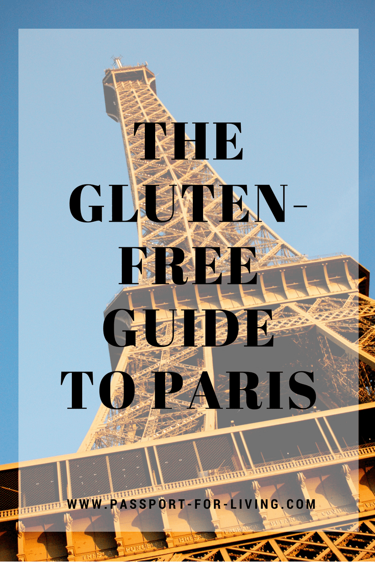 The Gluten-Free Guide to Paris
