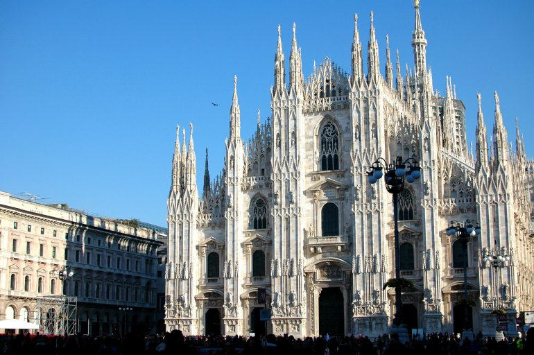 Duomo di Milano, Italy - Travel Notes on Milan, Italy