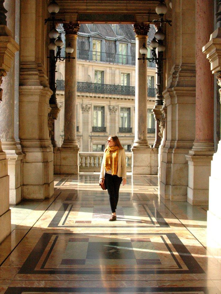 16 Cool Things to Do in Paris - Palais Garnier Balcony