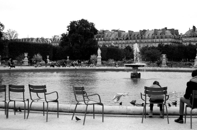 16 Cool Things to Do in Paris - Jardins des Tuileries, Paris