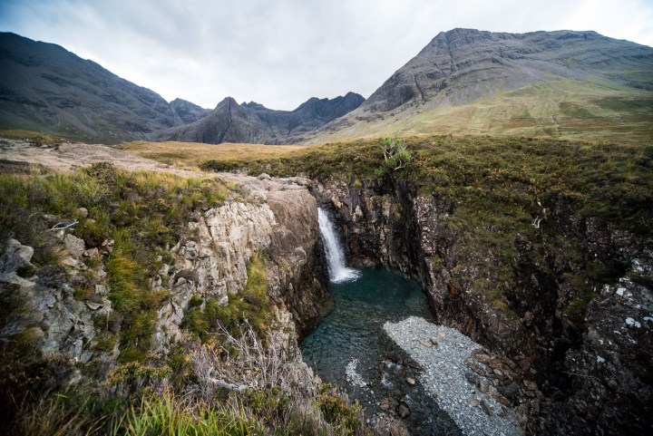17 Easy Ways to Save Money on Travel - Fairy Pools, Isle of Skye, Scotland