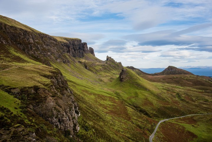 The Quiraing - 30 Photos of the Isle of Skye to Ignite Your Wanderlust