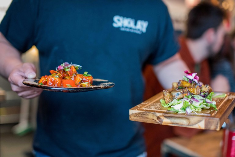 Sholay Indian Kitchen - Street Food With a Difference