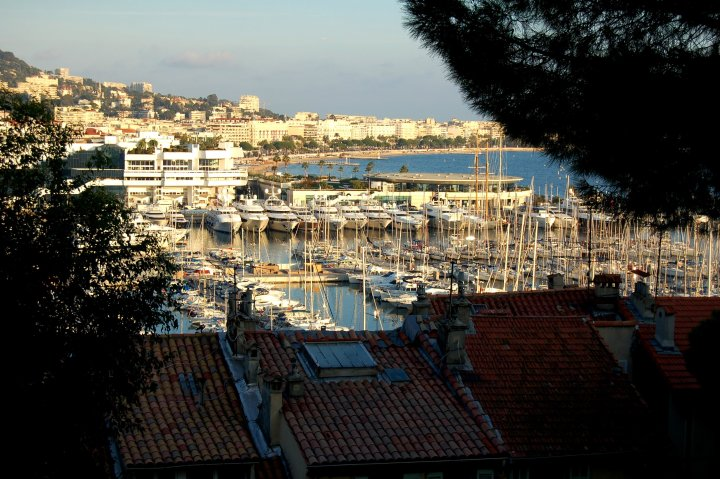 10 Incredible Things to Do on the French Riviera - View from Cannes Le Suquet