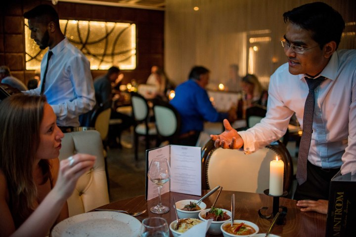 A 'Culinary Tour' of India with Mint Room Bath