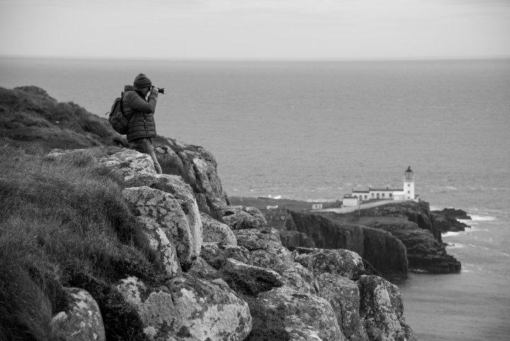The Best Sunrise Spot on the Isle of Skye, Scotland