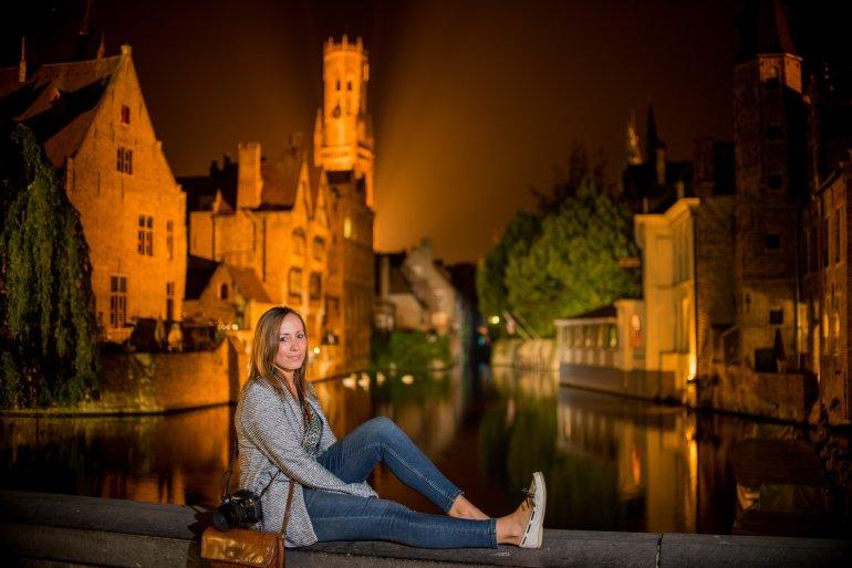 Sunshine Blogger Award 2018 - Bruges, Belgium