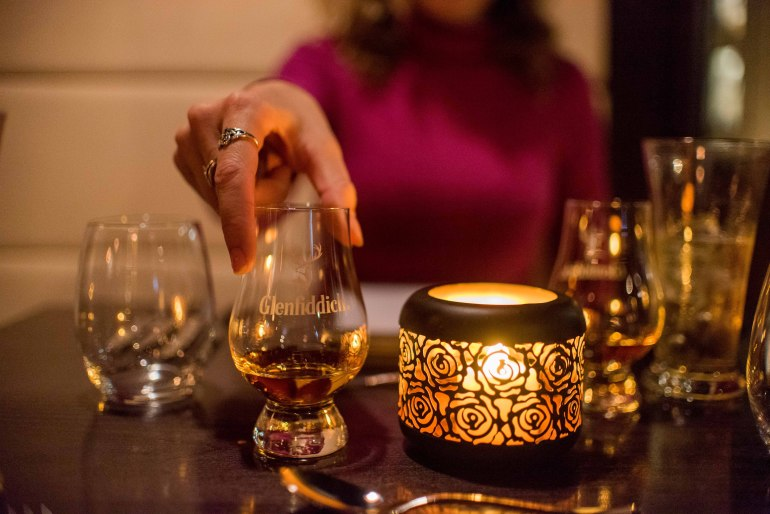 A Glenfiddich Tasting Dinner at The Mint Room, Bristol