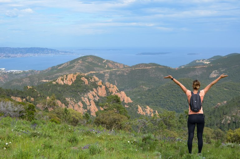 Massif de l'Esterel - My 2018 Travel Highlights