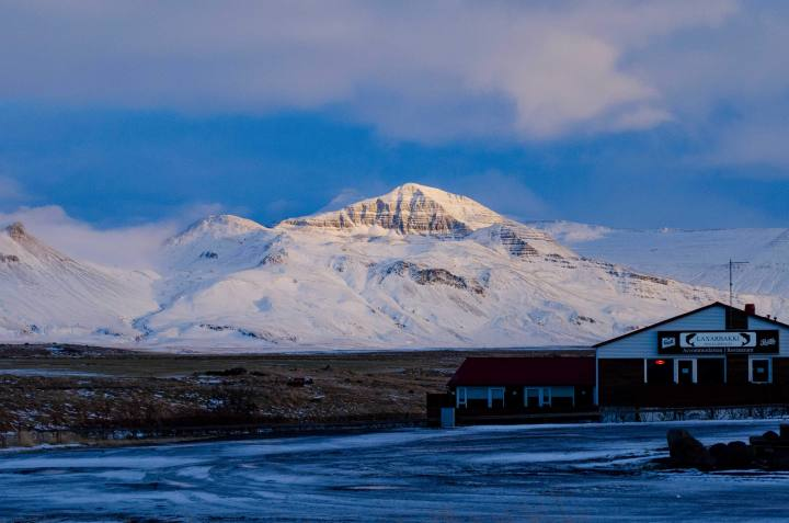 A Useful Travel Guide to Iceland - Snowy Mountains in Reykjavik