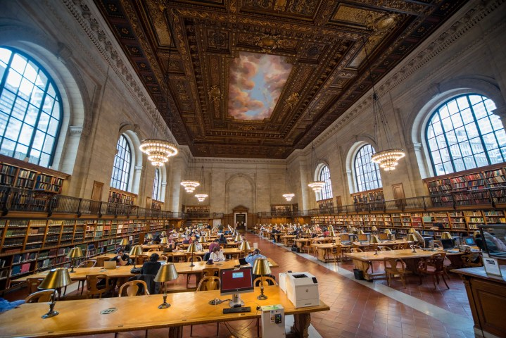 43 Epic Photos of New York City to Inspire You - New York Public Library
