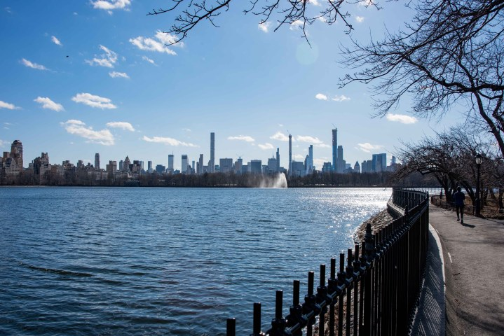 7 Fantastic Places to Eat in New York City - Central Park Lake