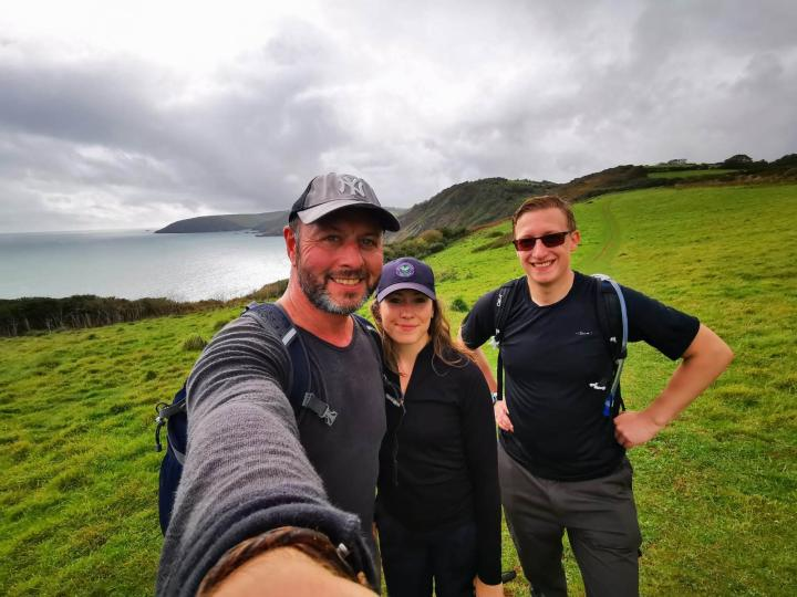 10 Months Hiking on the South West Coast Path, UK