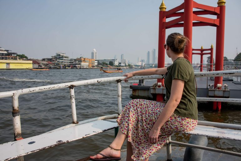 Chao Phraya Boat Trip, Bangkok - How to Spend 36 Hours in Bangkok
