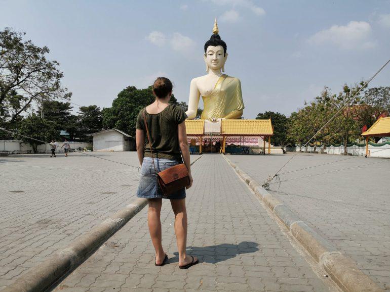 Wat King Kaew, Bangkok, Thailand