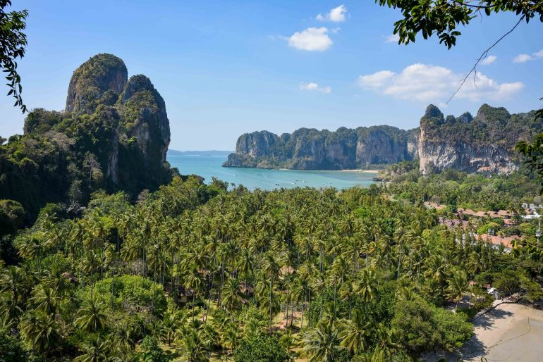Railay Viewpoint Hike and Lagoon - Visiting Railay Beach