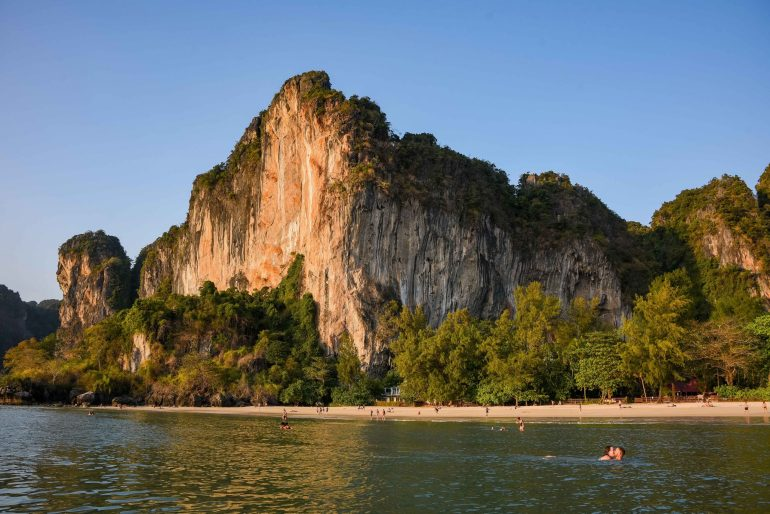 Railay West Sunset - Things to do in Krabi, Thailand